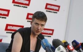 Допрос Савченко