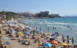 Россияне остались верны турецким курортам
