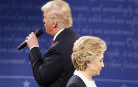 Клинтон оторвалась от Трампа на 12 процентов
