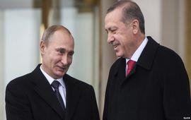Россия и Турция - пять событий
