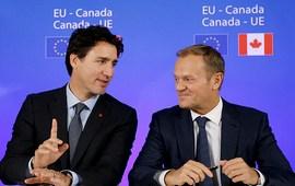 ЕС и Канада подписали соглашение