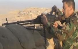 Иракская армия вместе с курдским ополчением
