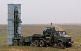 Цели доставки в Сирию комплекса С-300