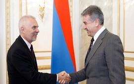 Премьер Армении: Состоится 5-й этап переговоров с ЕС