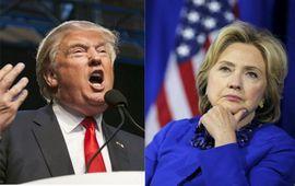 Трансляция дебатов Клинтон и Трамра