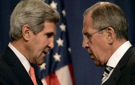 Керри и Лавров обсудили ситуацию в Алеппо