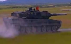 Немецкие танки Leopard