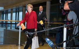 Меркель не ждет