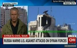 Россия до взятия Алеппо