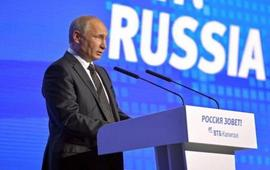Путин смягчил риторику
