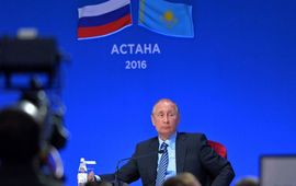 Washington Times: Клинтон борется с Путиным