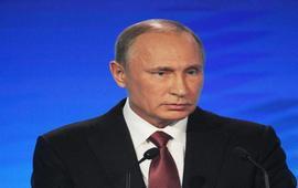 Старый авианосец Путина