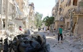 Россия в Сирии решила идти до конца