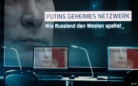 Телеканал ZDF: Тайные сети Путина