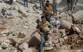Россия и Сирия уже неделю не бомбят Алеппо