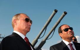Россия ведет переговоры с Египтом
