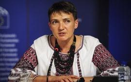 Савченко призвала украинцев не ездить в Россию
