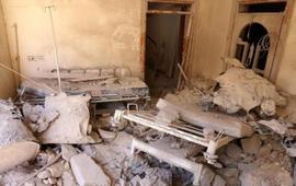 Reuters: Спасатели обвинили ВВС России