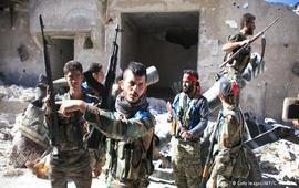 Армия Асада призывает