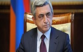 Президент Армении отправился в Ниделанды