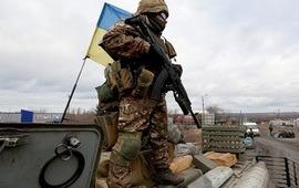 Батальоны ВСУ перешли на стандарты НАТО