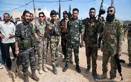 Сирийская оппозиция потерпела ряд поражений
