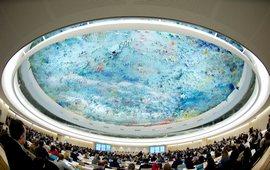Россия не прошла в Совет ООН