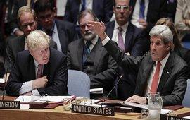 """Джонсон: """"Асад и русские"""