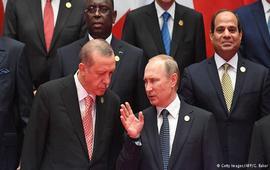 """Турция и Россия вновь обговаривают """"Турецкий поток"""""""