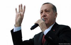 Эрдоган восстанавливает смертную казнь