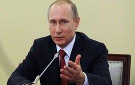 Путин участникам отключения электроэнергии в Крыму