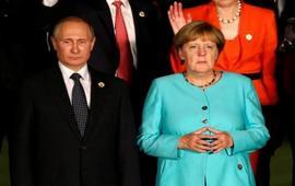 Берлин сообщает, что санкции в отношении России