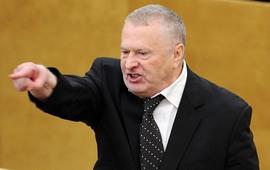 Жириновский: Я слишком эмоциональный