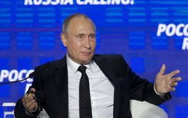 Путин обвиняет США в нагнетании истерики