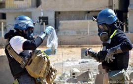 СБ ООН расследует случай применения химического ружия