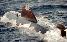 Россия посылает подводные лодки в Сирию