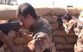 Удар с воздуха по протурецким силам в Сирии