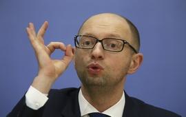 Яценюк: Украина для Путина