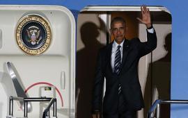 Обама на встрече с лидерами ЕС обсудит санкции