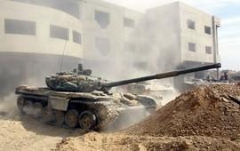 Сирийская армия заняла