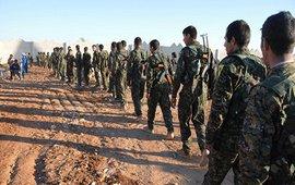 Наступление на Ракку