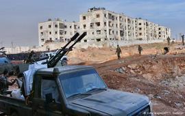 Алеппо: мирные жители бегут