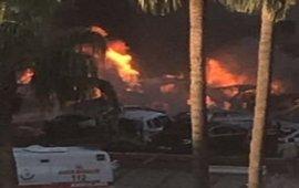 Взрыв в Адане