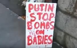 У посольства России в Дублине