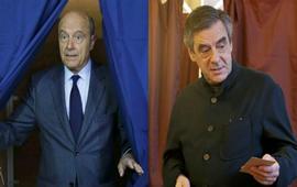 На праймеризе правых во Франции