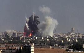 Сотням тысяч жителей Алеппо угрожает