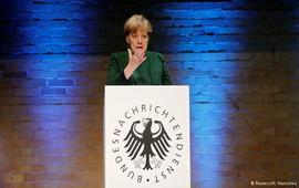 Аналогия Меркель