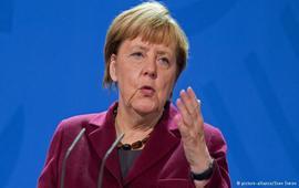Меркель предупреждает об угрозе