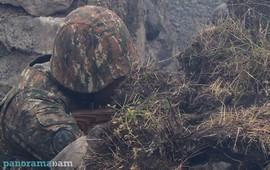 ВС Азербайджана начали интенсивный обстрел