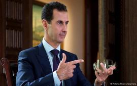 В борьбе за Асада